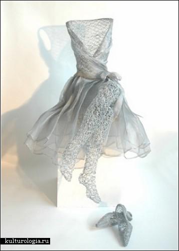 Проволочные платья Софи ДеФранческа