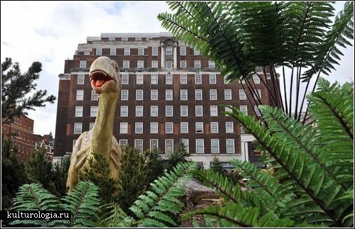 Нашествие динозавров на Оксфорд-Стрит