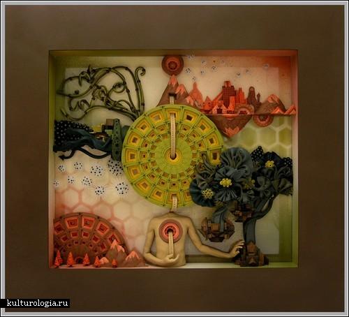 Глиняное искусство Мередит Диттмар