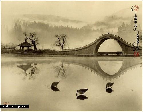«Китайский пикториализм»: между фотографией и живописью