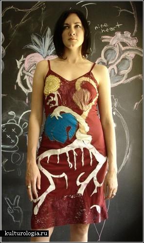 «Мечтательная анатомия» Рэйчел Райт