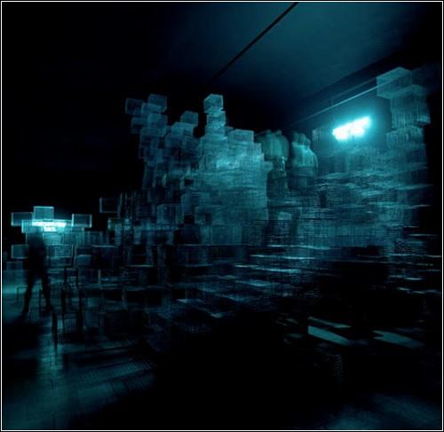 Инсталляция «Аварийный выход»: соверши прыжок в неизвестность