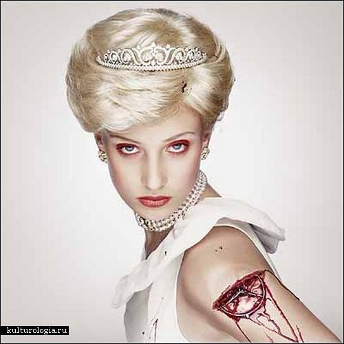 «Королевская кровь» от Эрвина Олафа