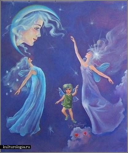 Волшебный мир Джуди Мастранджело