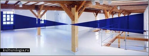 Геометрия в пространстве: картины Фелиса Варини