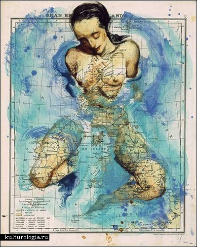 Атласы от Фернандо Висенте