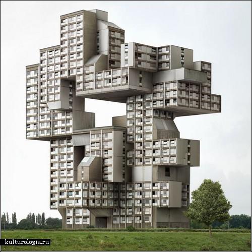 Воображаемая архитектура Филипа ...: www.kulturologia.ru/blogs/050410/12288