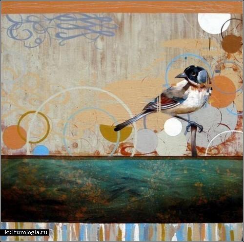 Творчество Франка Гонсалеса: все внимание на процесс