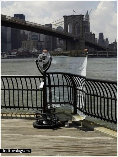 Иллюзии Фреда Лебайна: проект «Весна в Нью-Йорке»
