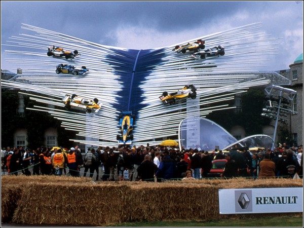 Renault, 2002