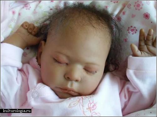 Куклы-новорожденные Гленды Эвартс