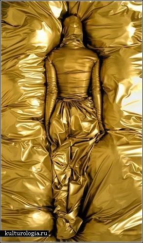 Красота в золотой обертке