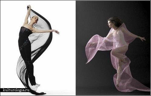 Красота танца в фотоработах Лоис Гринфилд