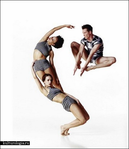 Красота танца в фотоработах лоис