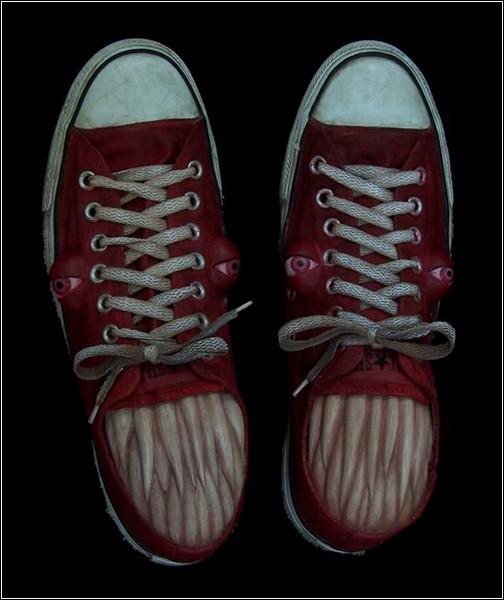 Каждая пара обуви имеет свой собственный характер
