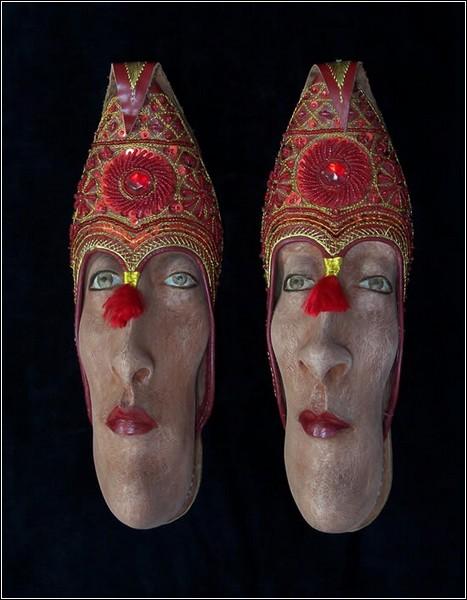 Скульптуры Гвен Мерфи - взрослое воплощение детских фантазий