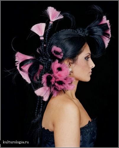 «Hair Wars»: фоторепортаж Дэвида Йеллена