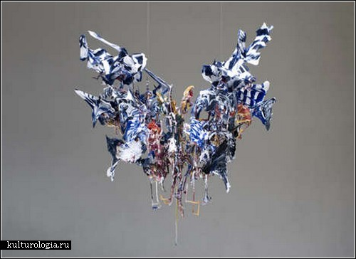 Абстрактные скульптуры от дуэта Херинга/Калсбеек