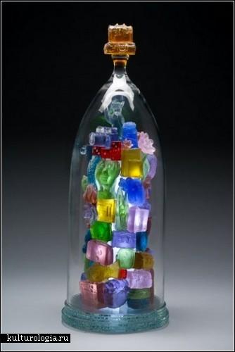 «Illuminarium»: стекло и свет в творчестве Тима Тэйта