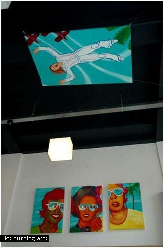 Интеракционизм в живописи Говерта Флинта