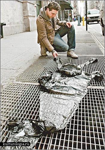 Надувные уличные скульптуры Джошуа Аллена Харриса