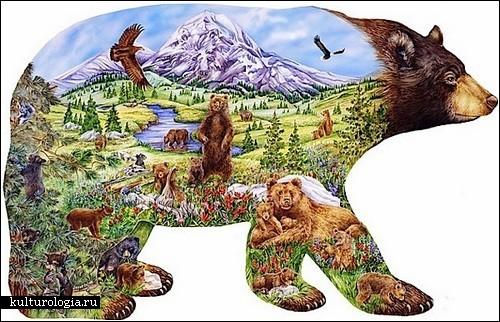 Природный «квази-реализм» Джанет Скайлз