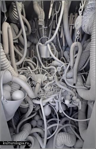 Белоснежный хаос в творчестве Дженнифер Тейлор