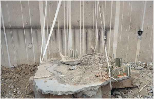 Забытые города в заброшенных зданиях от Jiang Pengyi