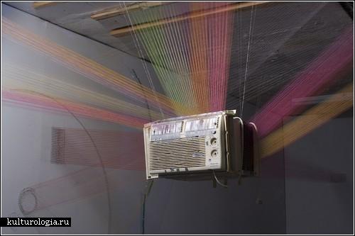 Джимми Миракл: инсталляции со смыслом