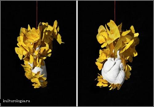 Скульптуры Джоан Грюн-Янофф: еще одна вариация на тему анатомии