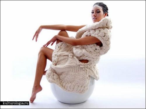 Скульптурні сукні Йохана Ку