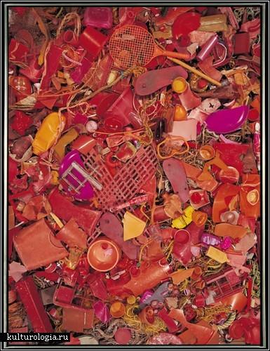 Джон Дальсен: искусство творить из мусора