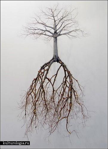 Скульптуры-деревья от Хорхе Майета