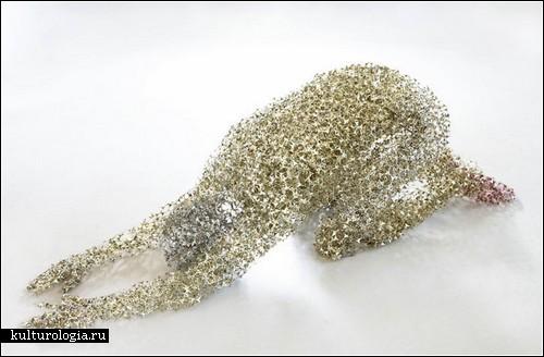 Воздушные скульптуры Джулии Тремблей