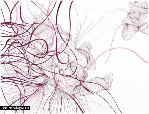 Жюстин Эшби: искусство изогнутых линий