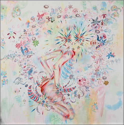 Живопись Келси Брукса, или Медитации микробиолога