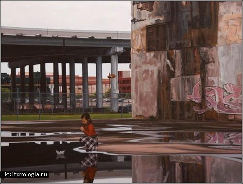 «Graffiti Girls» Кевина Петерсона: невинность VS уличная жизнь