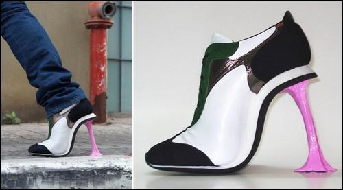 Туфли-гибриды от Коби Леви