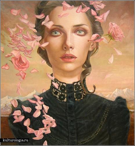 Портреты женщин от Криса Льюиса