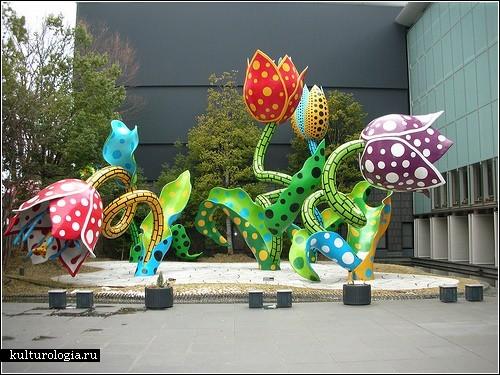 Яёи Кусама: творчество «в горошек»