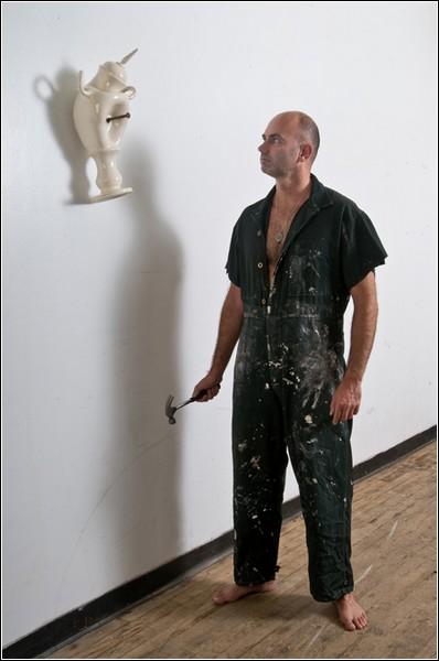 Лоран Краст и его скульптуры
