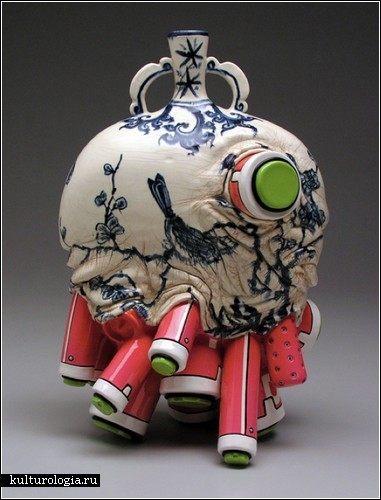 Скульптуры-гибриды Брендана Ли Танга