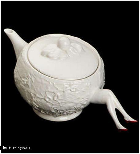 Чайный сервиз Тины Тсанг