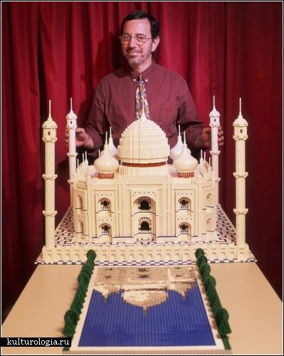 Lego-архитектура от Артура Гуджика