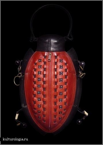 """Результат пошуку зображень за запитом """"Сумки-насекомые"""""""