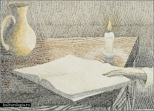 Картины Антона Викторова