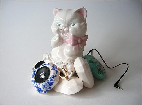 Керамика и технологии от Люка Твиггера