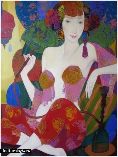 Женщины Майи Рамишвили: новое слово в грузинском искусстве