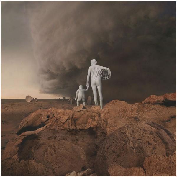 Инопланетные хроники, или Есть ли жизнь на Марсе?