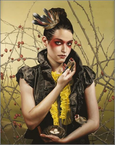 Мелисса Форман. «Та, которая выращивает птиц»